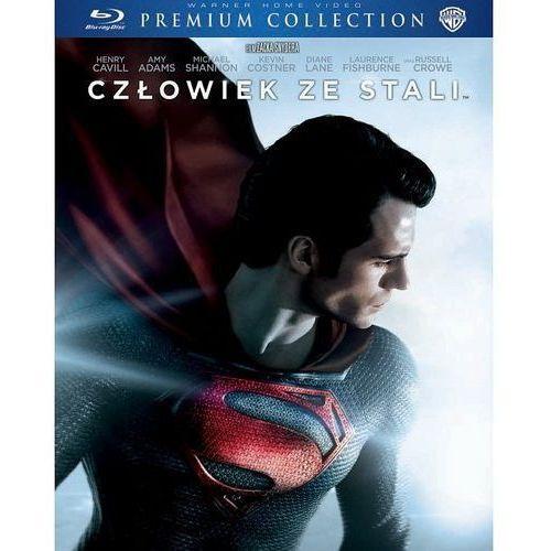 Człowiek Ze Stali (Blu-ray) - Zack Snyder DARMOWA DOSTAWA KIOSK RUCHU