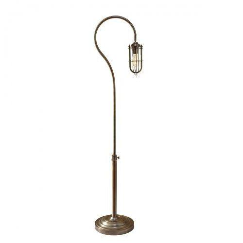 Elstead Urban renewal cage floor lamp nocna fe/urbanrwl/fl1 162cm brązowy