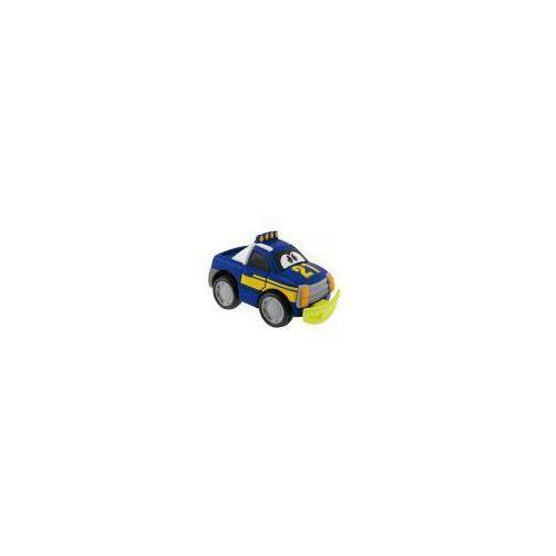 Samochód Turbo Touch Crash niebieski