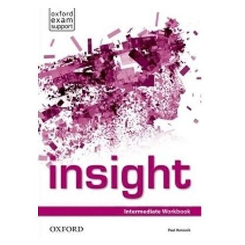 Insight: Intermediate: Workbook (9780194011136)