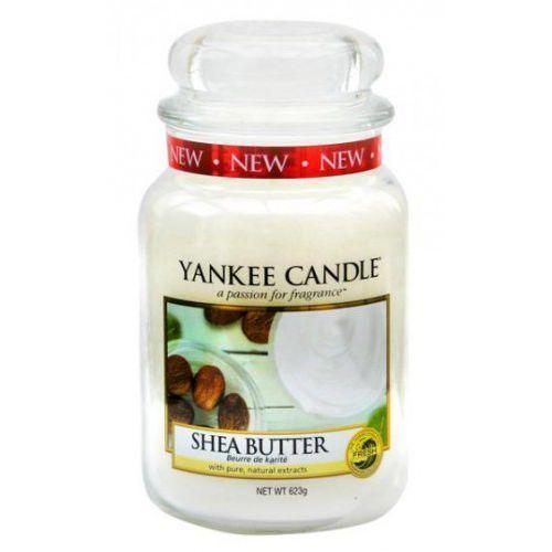 Stara mydlarnia Świeca yankee candle - shea butter / masło shea 623g