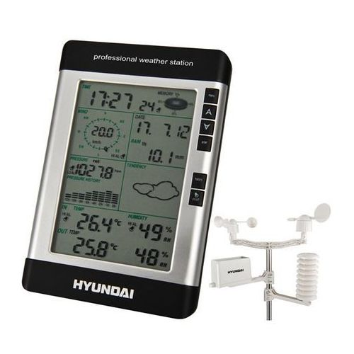 Hyundai Stacja pogodowa wsp 3080 r wind + darmowy transport!