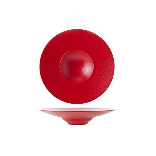 Talerz głęboki okrągły Gourmet 280 mm, czerwony | ARIANE, Dazzle