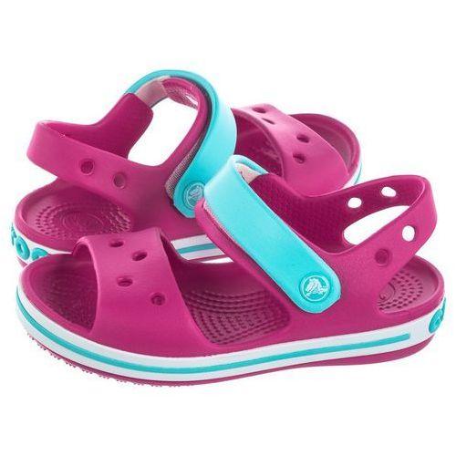 Sandałki Crocs Crocband Sandal Kids Candy Pink/Pool 12856-6LH (CR39-n), 12856-6LH