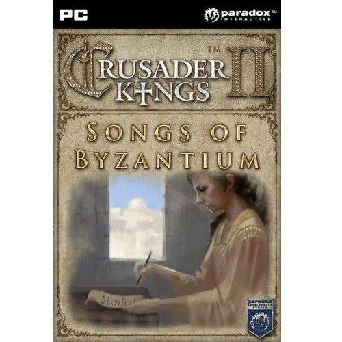 Crusader Kings 2 Songs of Byzantium (PC)
