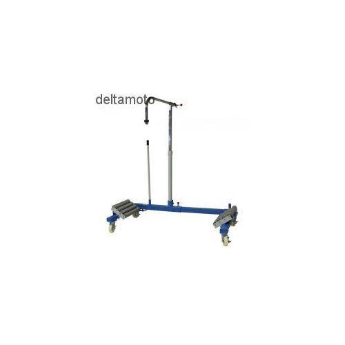 Podnośnik hydrauliczny do kół