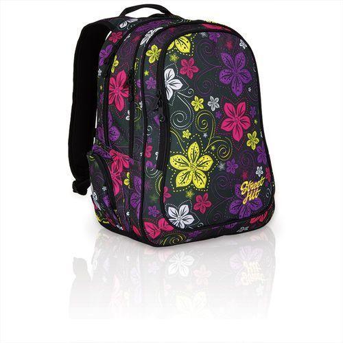 Plecak młodzieżowy Topgal HIT 832 A - Black, kolor czarny