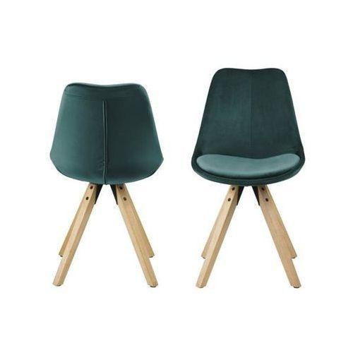 Actona Krzesło dima vic - zielony