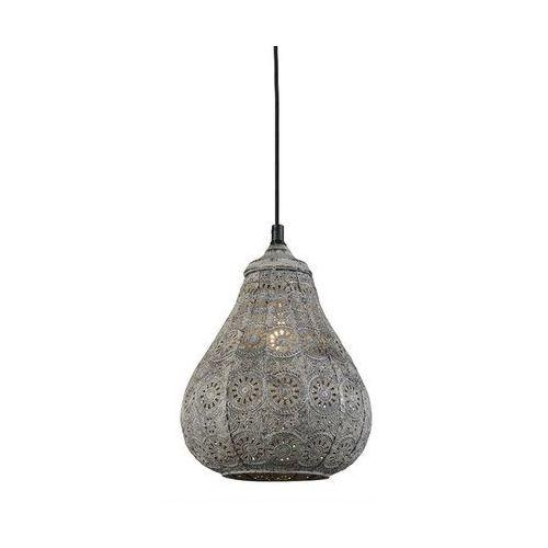 Trio leuchten Orientalna lampa wisząca szara - billa
