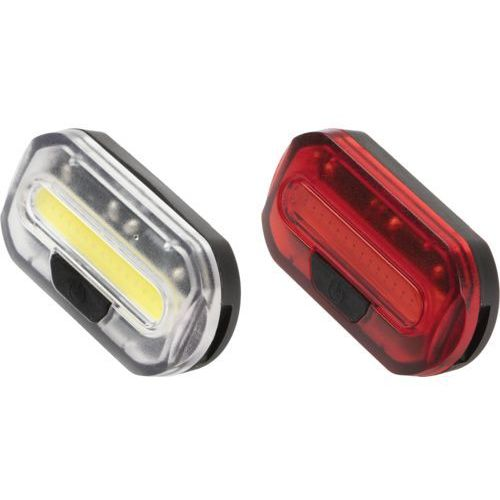 Zestaw oświetlenia rowerowego blink set marki Kross