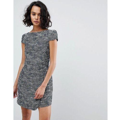 printed shift dress - navy, See u soon