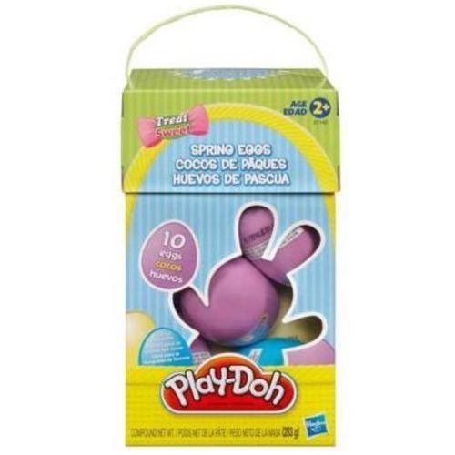 Hasbro Playdoh - pisanki z ciastoliną na wielkanoc (5010993396566)