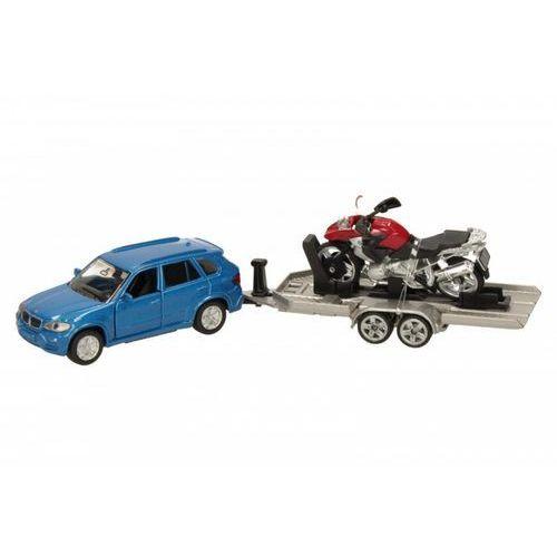 Samochód + przyczepa z motorem, 5_518191