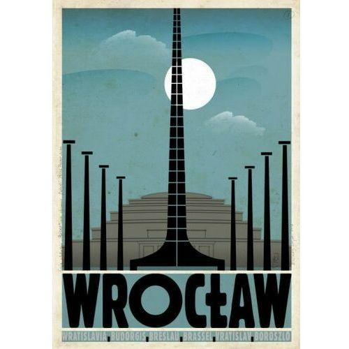 Plakat Wrocław - Ryszard Kaja