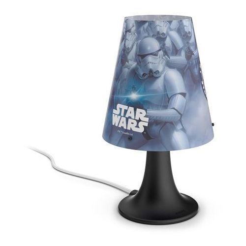 Philips 71795/99/16 - lampa stołowa dla dzieci star wars led/2,3w/230v (8718696130452)