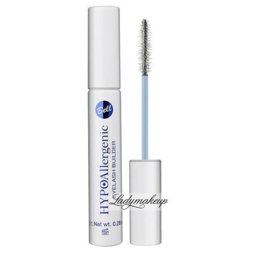 Bell  - hypoallergenic eyelash builder - hipoalergiczna odżywka do rzęs