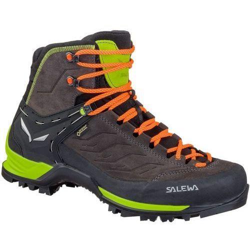 Salewa mtn trainer mid gtx buty mężczyźni czarny uk 11,5 | eu 46,5 2018 trapery turystyczne