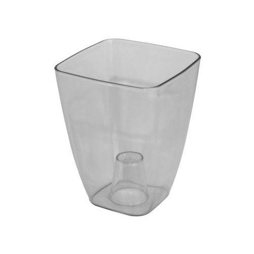 Form-plastic Osłonka plastikowa 13 x 13 cm bezbarwna storczyk (5907474315980)