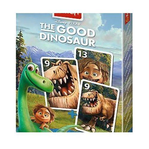 Trefl Karty piotruś dobry dinozaur