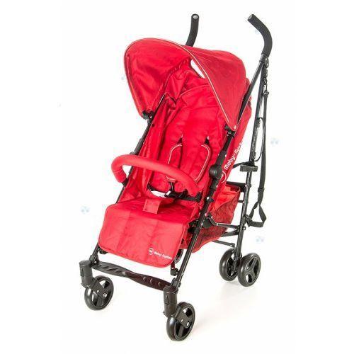 Kidz-motion Wózek spacerowy camden czerwony #g1