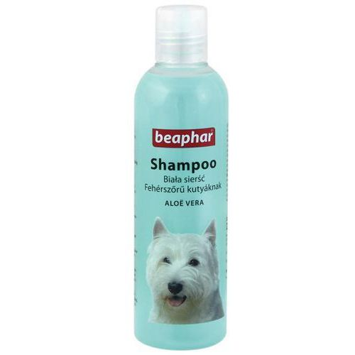 BEAPHAR szampon Aloe Vera dla psów o sierści białej