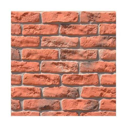 Kamień elewacyjny pena brick 22 x 6,4 cm marki Akademia kamienia