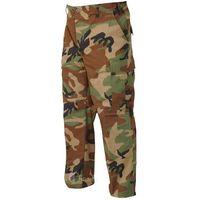 Tru-spec Spodnie basic bdu ripstop woodland - 1583.006wd lx reg - woodland