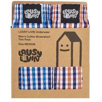 Lousy livin - bokserki (2-pack)