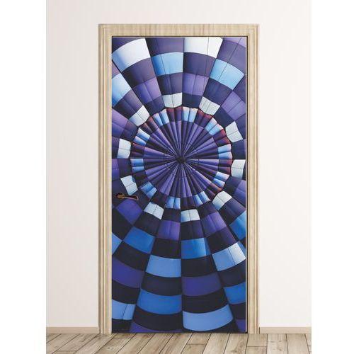 Fototapeta na drzwi czasza balonu fp 5817 marki Wally - piękno dekoracji
