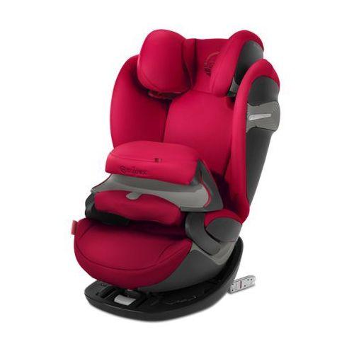 CYBEX Fotelik 9-36kg PALLAS S-FIX Rebel Red