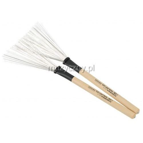 Rohema percussion jazz brush jb1 (metal) pałki perkusyjne