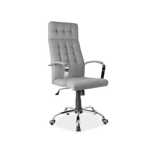 Signal Fotel obrotowy, krzesło biurowe q-136 grey