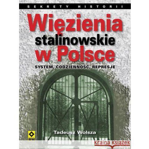 Więzienia stalinowskie w Polsce. System, codzienność, represje, RM