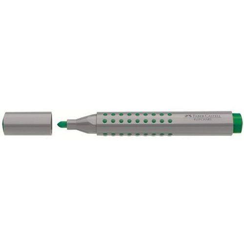 Marker suchościeralny grip fc153663 zielony marki Faber-castell
