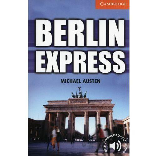 Berlin Express. Cambridge English Readers 4 (2010)