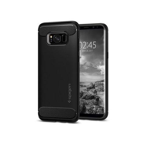 Spigen Rugged Armor 565CS21609 Samsung Galaxy S8 (czarny), 565CS21609