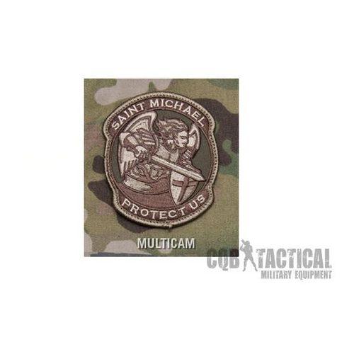 Naszywka Mil-Spec Monkey Saint Michael Modern PVC Multicam, msm338