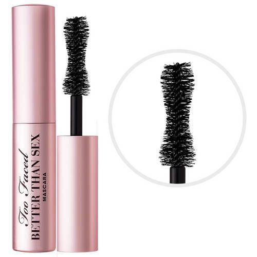 Too faced Mini better than sex mascara - tusz do rzęs