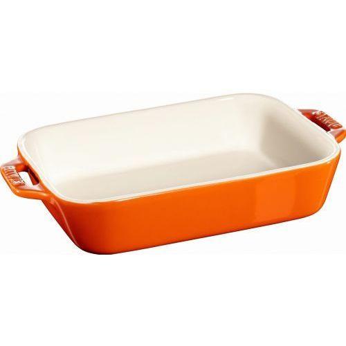 naczynie do pieczenia pomarańczowe 20cm marki Staub