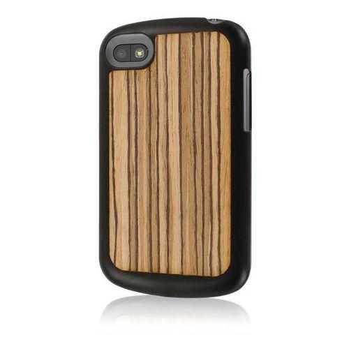 Empire Mpero embark series repurposed wood etui case futerał na telefon komórkowy for blackberry q10 – zebra wood (0887615144110)