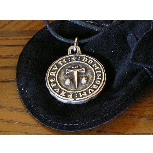 Wisior z symbolem zakonu św. jakuba z altopascio (agcd/17.01) marki Płatnerze hiszpańscy