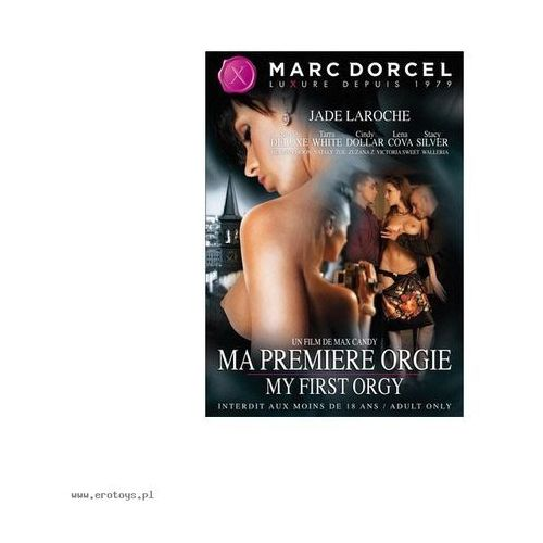 DVD Marc Dorcel - My First Orgy - sprawdź w wybranym sklepie