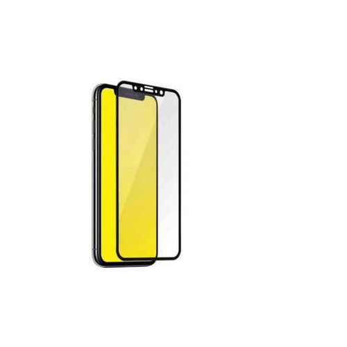 Szkło do iphone x/xs czarne marki Sbs