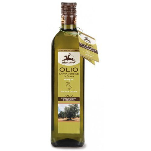Alce nero Oliwa z oliwek extra vergine bio 750ml (8009004500037)