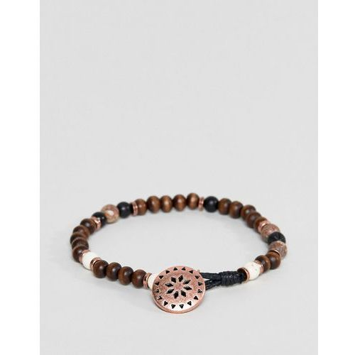 Classics 77 brown beaded bracelet - Brown