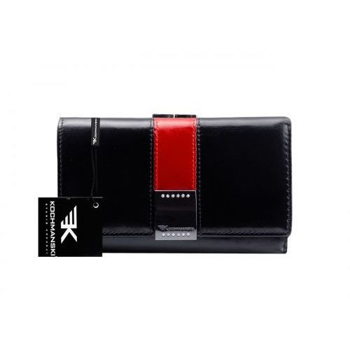 Kochmanski studio kreacji® Kochmanski portfel damski skórzany 1702 (9999001039045)
