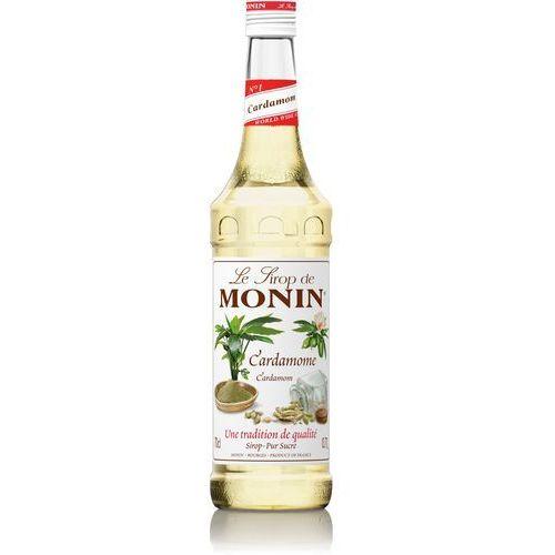 Syrop smakowy Monin Cardamon, Kardamon 0,7 (3052910041250). Najniższe ceny, najlepsze promocje w sklepach, opinie.