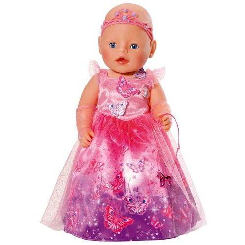 BABY BORN Sukienka księżniczki Z krainy czarów z kategorii Pozostałe lalki i akcesoria