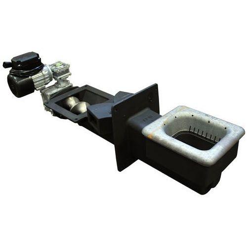 Układ nawęglania kotła, podajnik ślimakowy o mocy Ekoenergia 15 - 25 kW - ramka kosza 25 x 25 cm