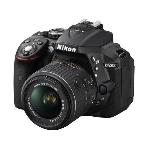 "Aparat Nikon D5300 [ekran 3.2""]"